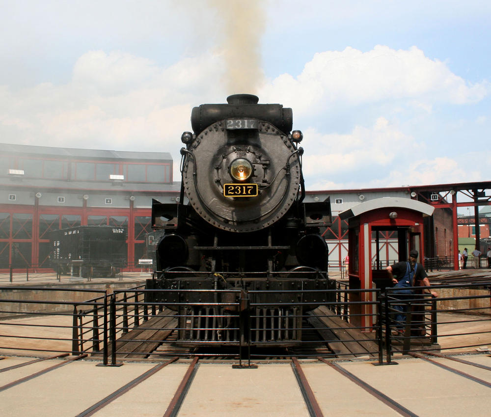 Electric City Trolley Museum In Scranton Pa Home: Tourist And Short Line Railroad Survey
