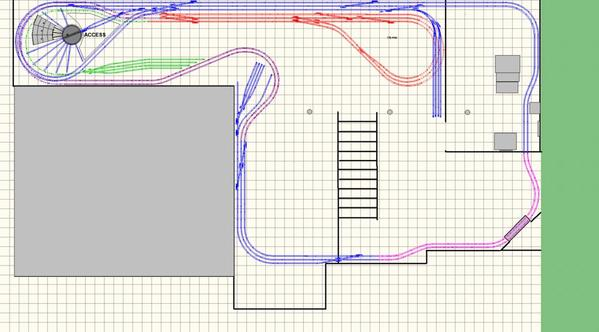 AI Draft Track Plan 18 Electrical