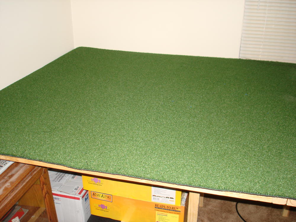 Indoor Outdoor Carpet Or Astroturf Other Than Bright Green