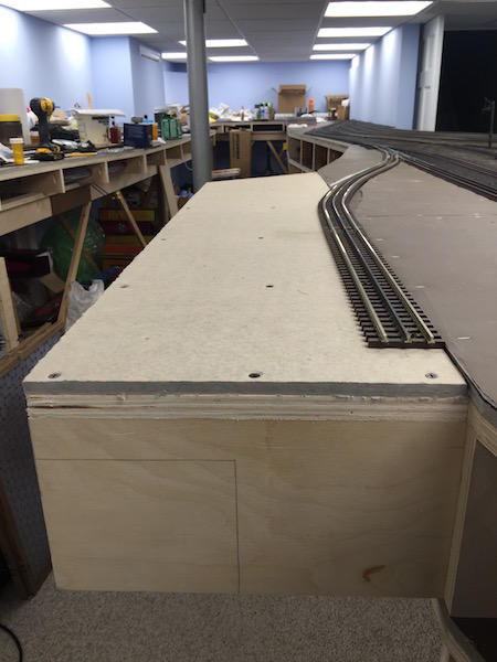 New siding S