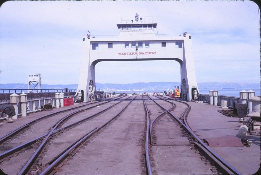 Western Pacific Railroad Car Ferry O Gauge Railroading