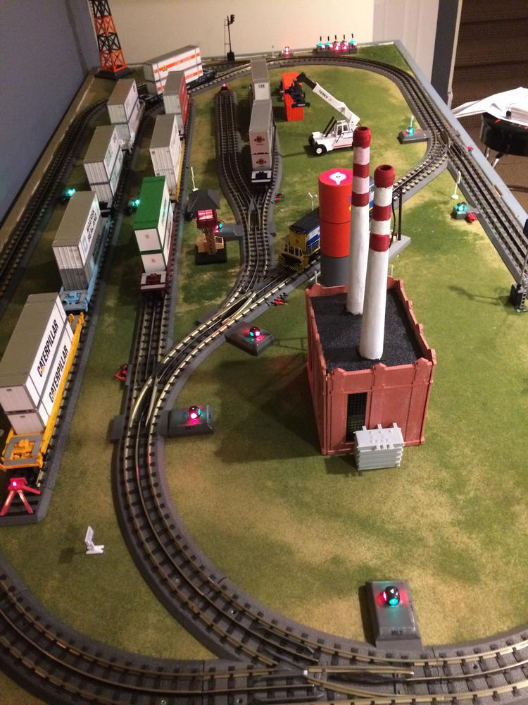 New Layout By A Noob O Gauge Railroading On Line Forum