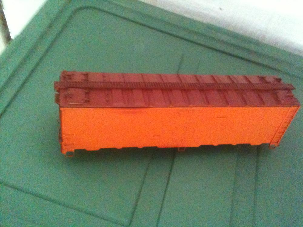 Blasting and painting o gauge railroading on line forum for Sandblasting and painting