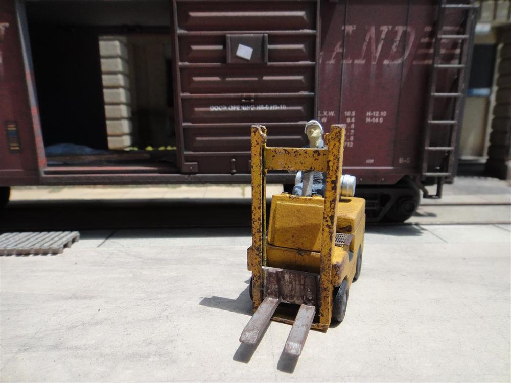 Fork Lift Gauge : Fork lift o gauge railroading on line forum