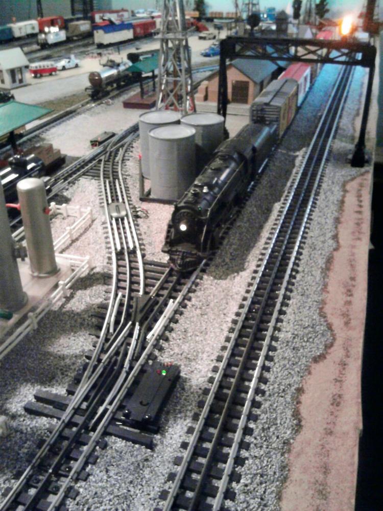 Ross Track O Gauge Railroading On Line Forum