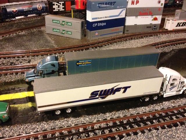 1:53 Diecast on Layout | O Gauge Railroading On Line Forum