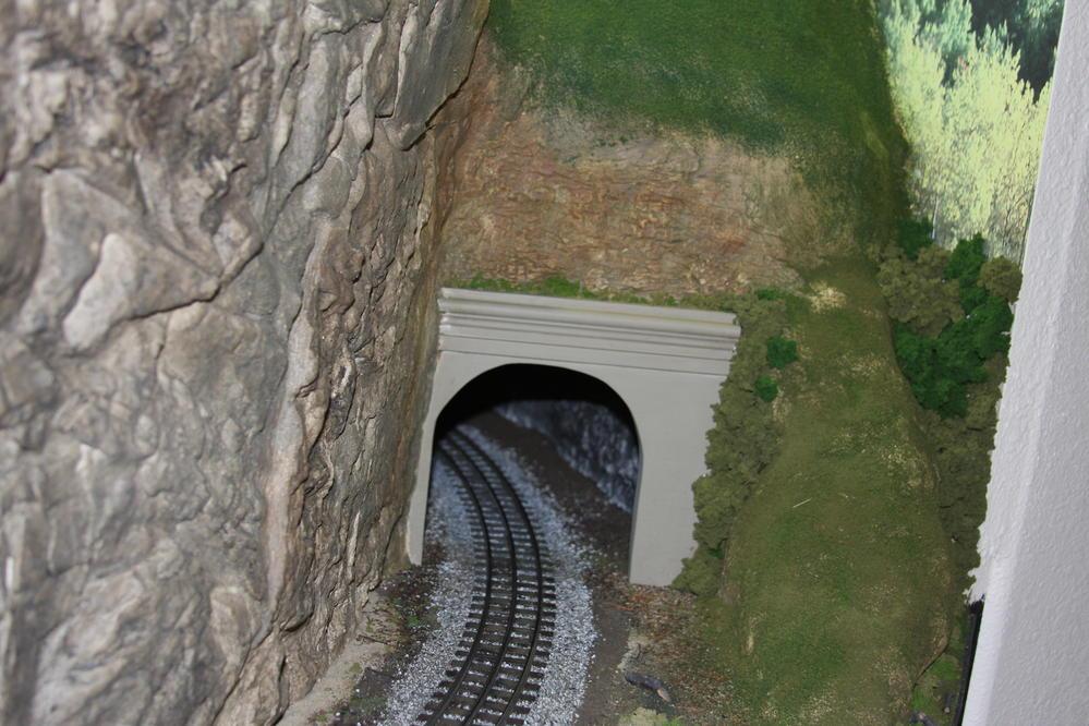 Building Tunnel Portals Tips Amp Tricks O Gauge