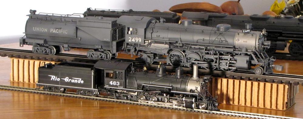 Big Mike Amp Little Mike O Gauge Railroading On Line Forum