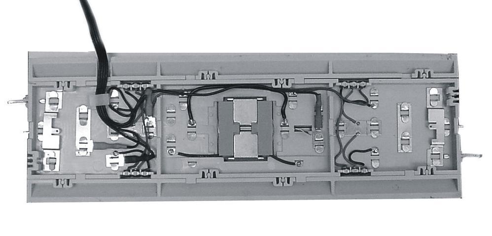 lionel wiring lionel image wiring diagram lionel fastrack 12054 operating track problems o gauge on lionel wiring