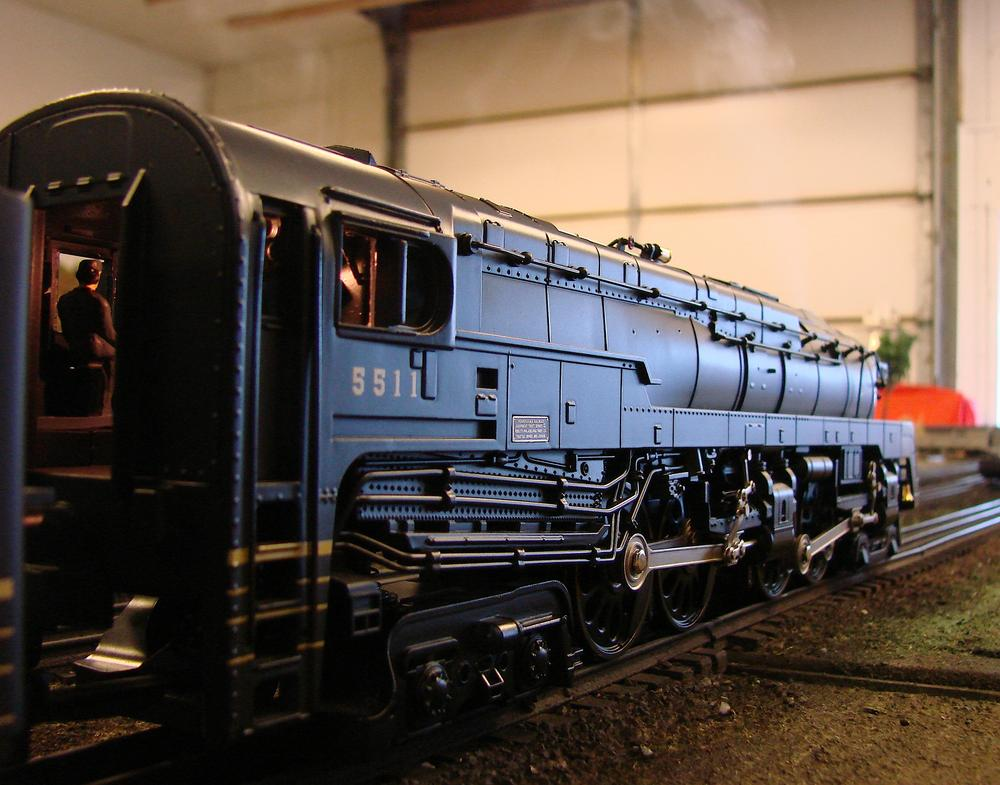 Lionel PRR T1 Duplex 6-28063 | O Gauge Railroading On Line Forum
