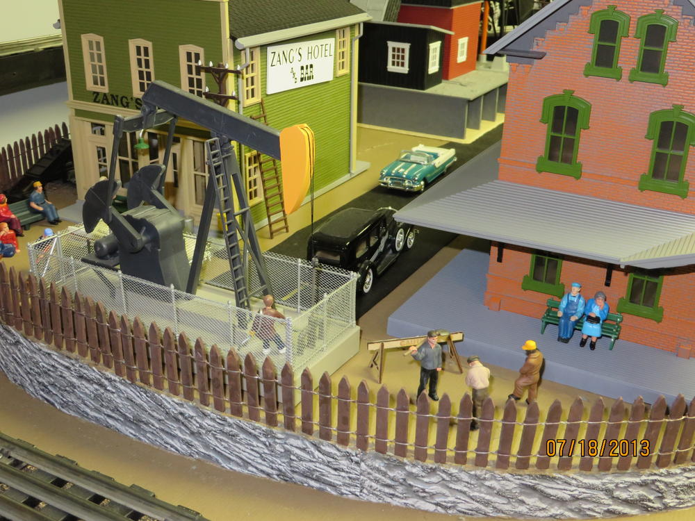 Looking For Fence Making Ideas O Gauge Railroading On