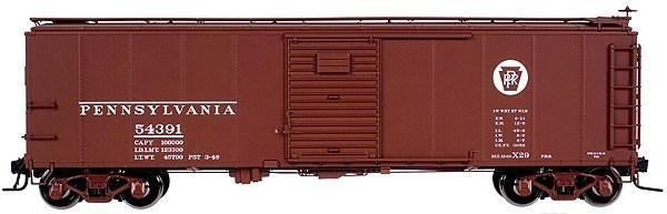Atlas PRR X 29 box car