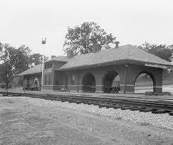 Jefferson Barracks station