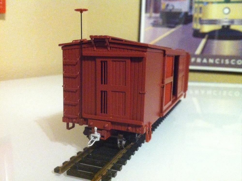 Link And Pin Coupler : My first link and pin coupler experience o gauge