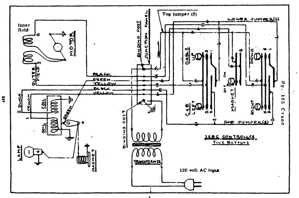 need help for lionel 165 crain o gauge railroading on honda accord type r wiring diagram #3