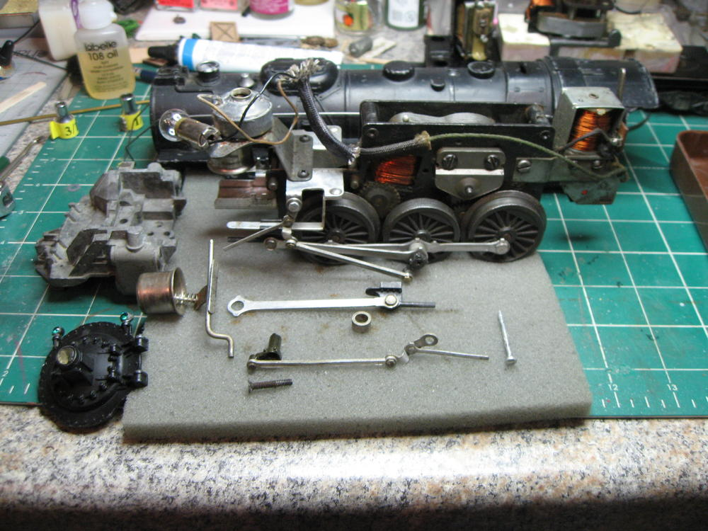Lionel 2026 Smoke Unit Reassembly