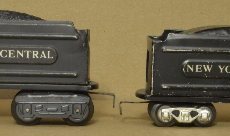 Tender for Marx 666 | O Gauge Railroading On Line Forum