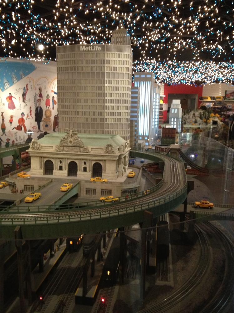 Nyc walking tour o gauge railroading on line forum for Ny transit museum store