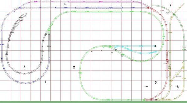 v226 PRR Panhandle Track Plan - Annotated