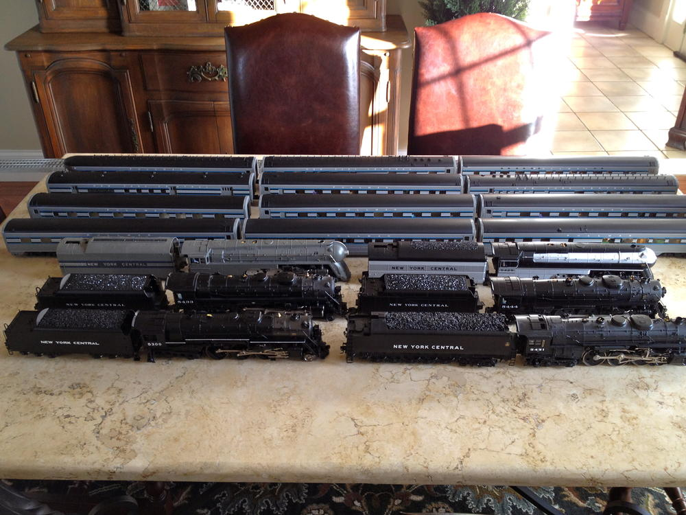 Lionel Scale Hudson Fans Roll Call – Lionel Train 671 Wiring-diagram