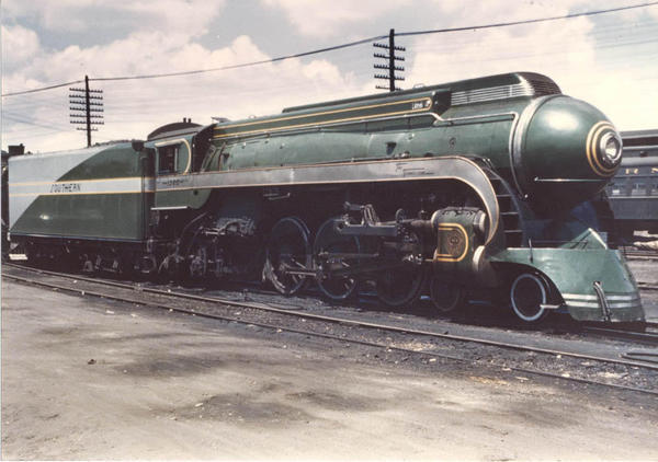 Southern Streamlined Tennessean 4-6-2