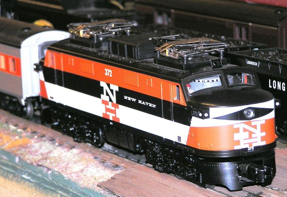 EP5 Electric Locomotives