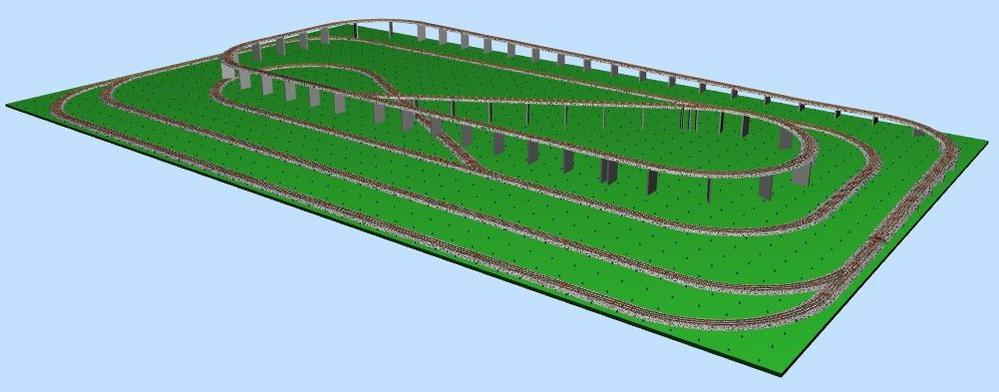 Track Planning Software O Gauge Railroading On Line Forum