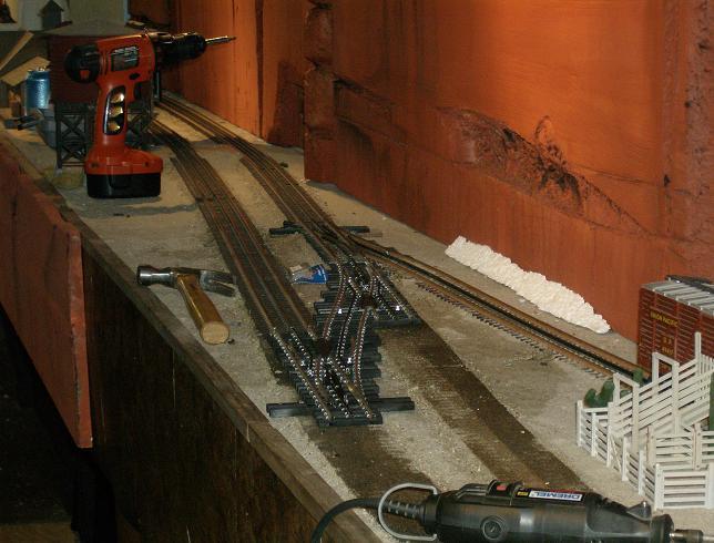 O Gauge Model Railroad Track: Atlas 21st Century O Gauge