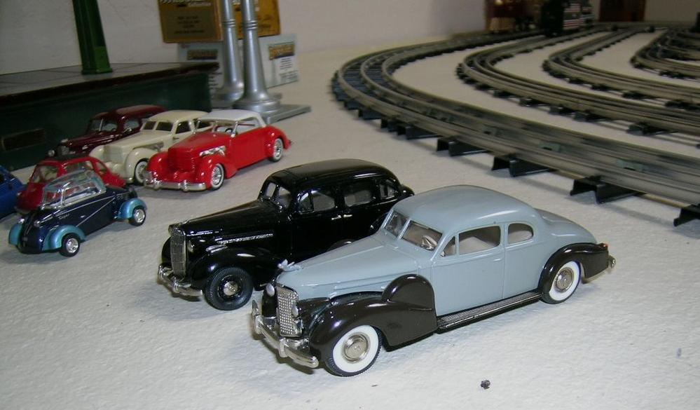 O Scale Motor Vehicle Chronicle Jan 31 O Gauge