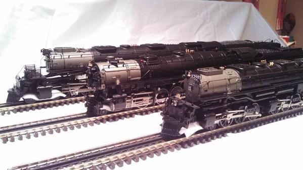 Lionel Union Pacific.0