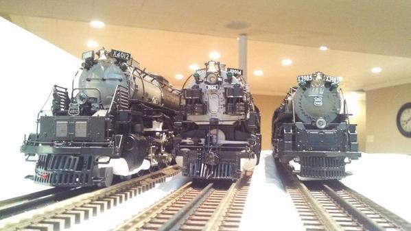 Lionel Union Pacific.4