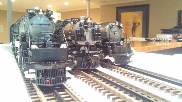 Lionel Union Pacific.6