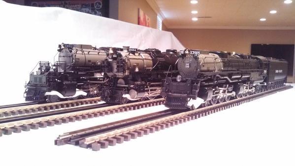 Lionel Union Pacific.7