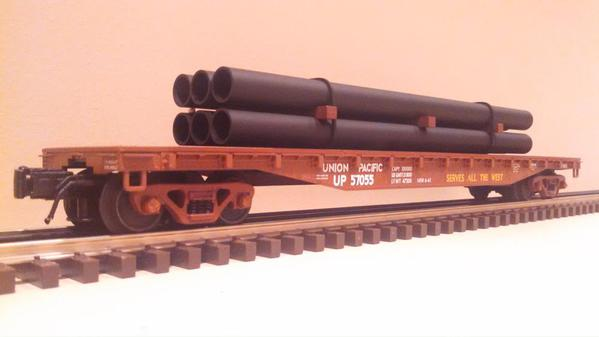 Atlas O Trainman 929-1.b