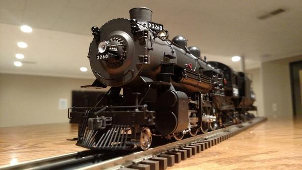 3rd Rail 2-8-2