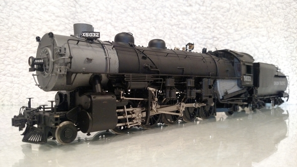 Bassett Union Pacific TTT