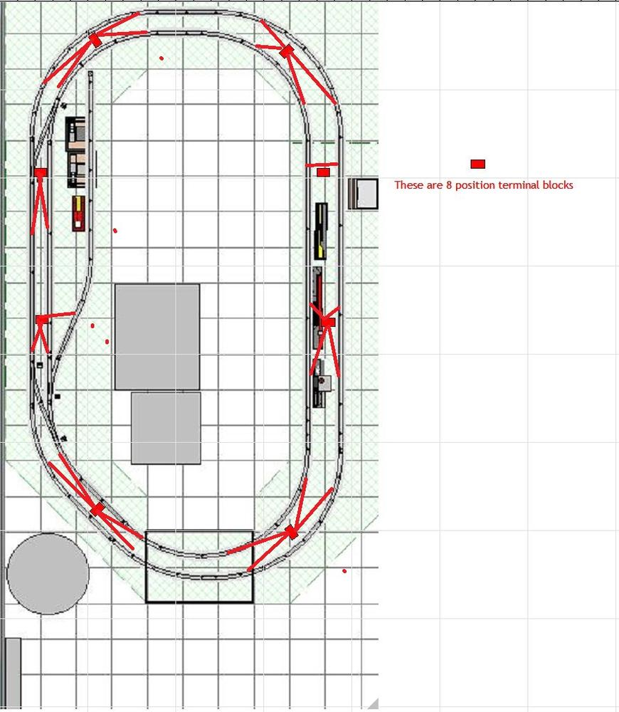 Bus And Feeder Questions O Gauge Railroading On Line Forum New Flyer Wiring Diagram Lionelrookie2