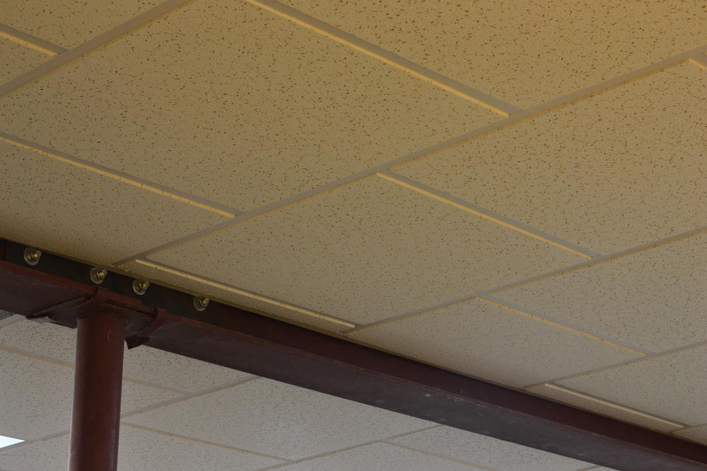 How To Install 12 215 12 Tongue And Groove Ceiling Tiles