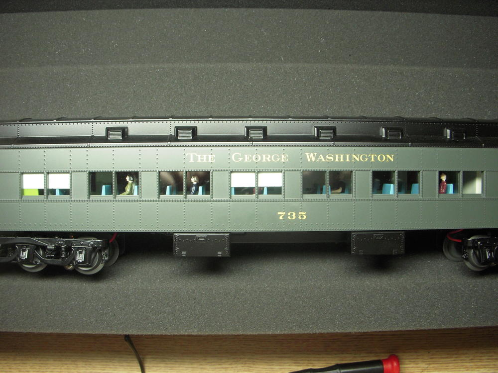 Lionel Heavy Weight Passenger Cars O Gauge Railroading On Line Forum