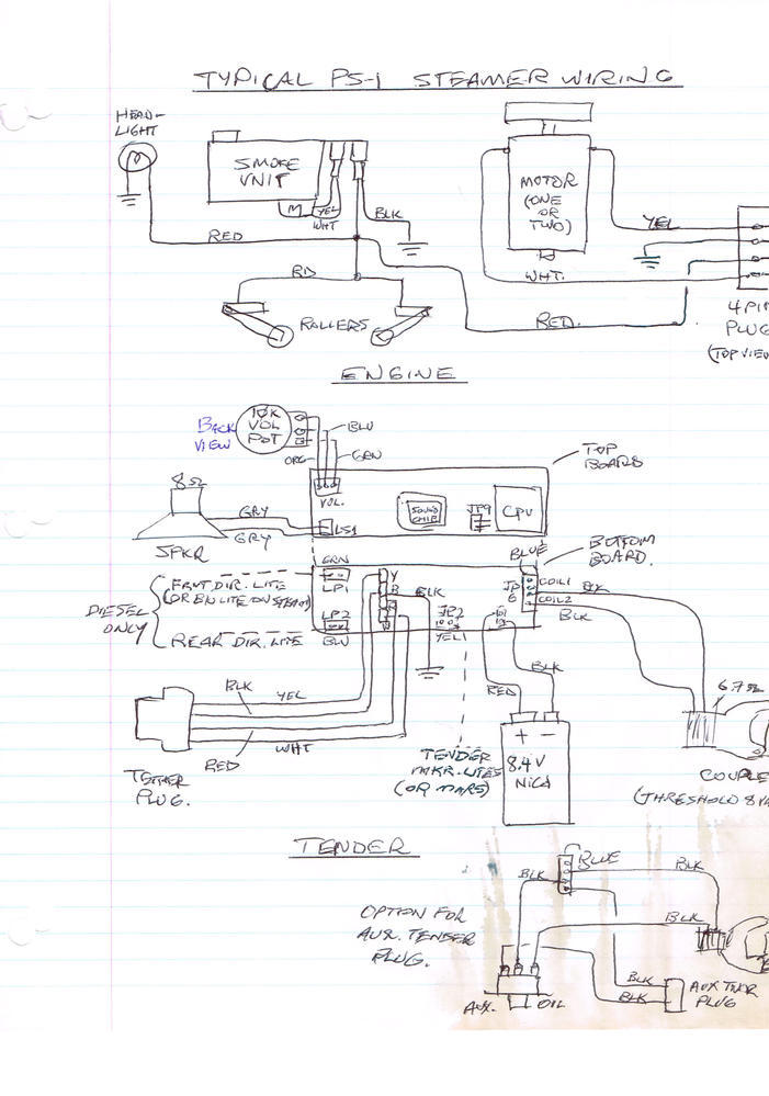 wiring diagram for protosounds board o railroading on line forum