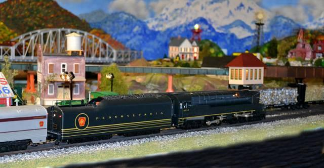 Why a T1???? | O Gauge Railroading On Line Forum