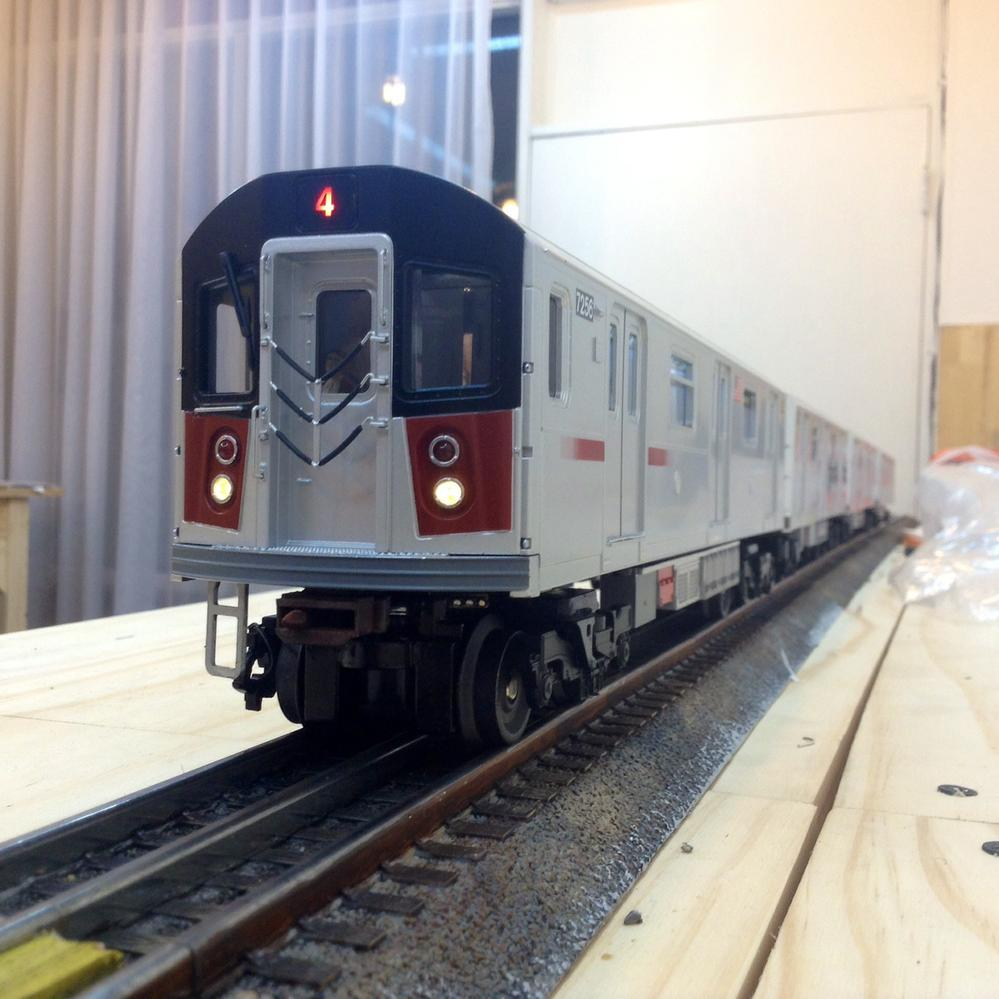 Mth R142a O Gauge Railroading On Line Forum Trains Wiring Diagrams Image