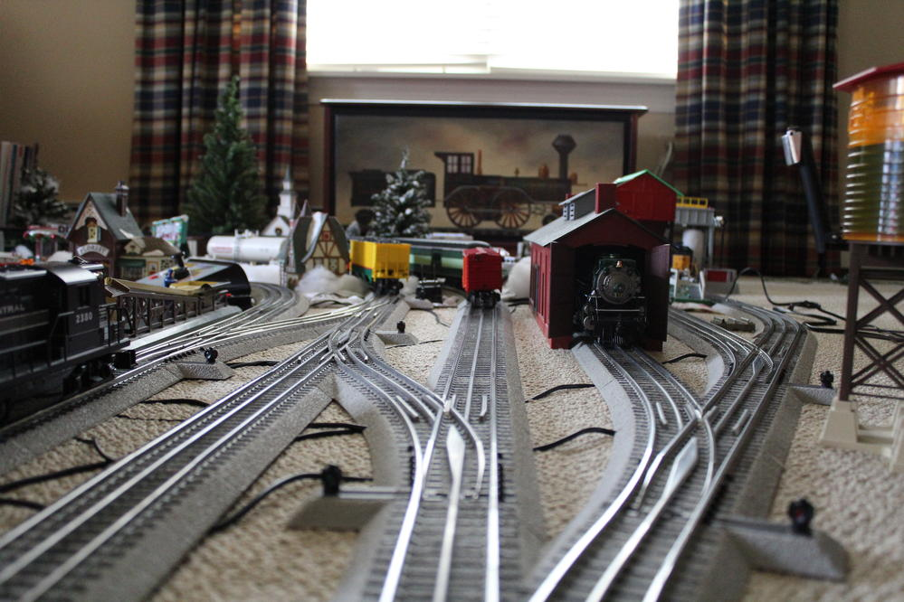 Could Using Fastrack Limit Your Layout O Gauge