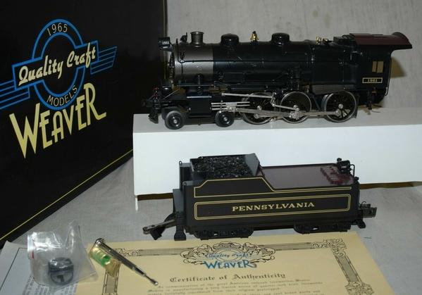 Weaver 4-6-0