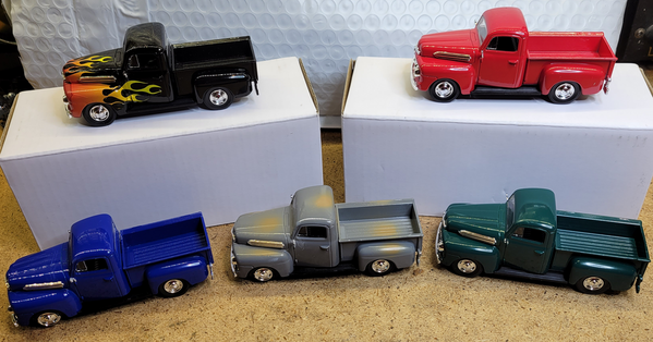 Menards 1951 Ford Trucks