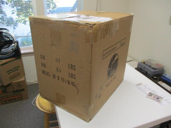 MTH 30-70122 box