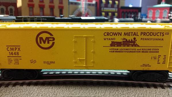 Crown Metal Products