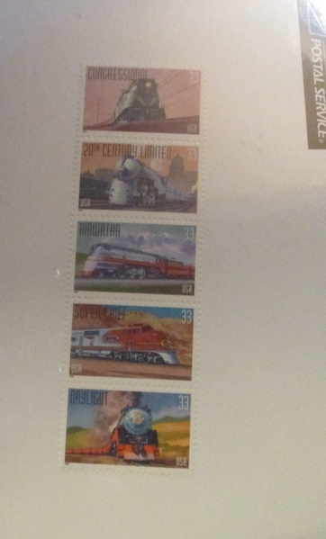 stamps [14)
