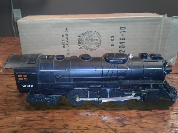 Old Lionel Trains Acc Worth