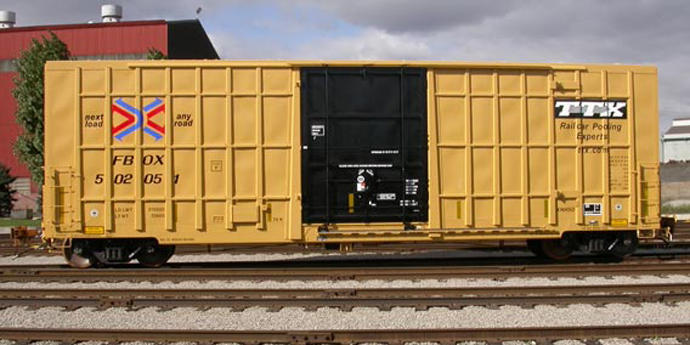Does Anyone Manufacture An O Scale Model Of This TTX